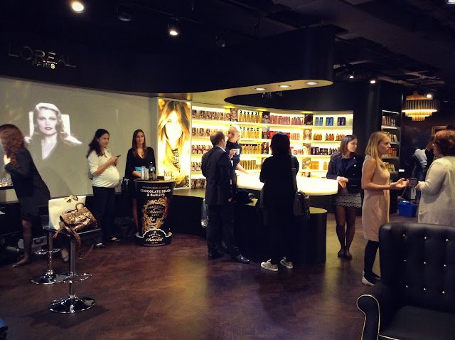 L´Oreal Beauty Boutique Chiado, Styling L´Oreal Paris