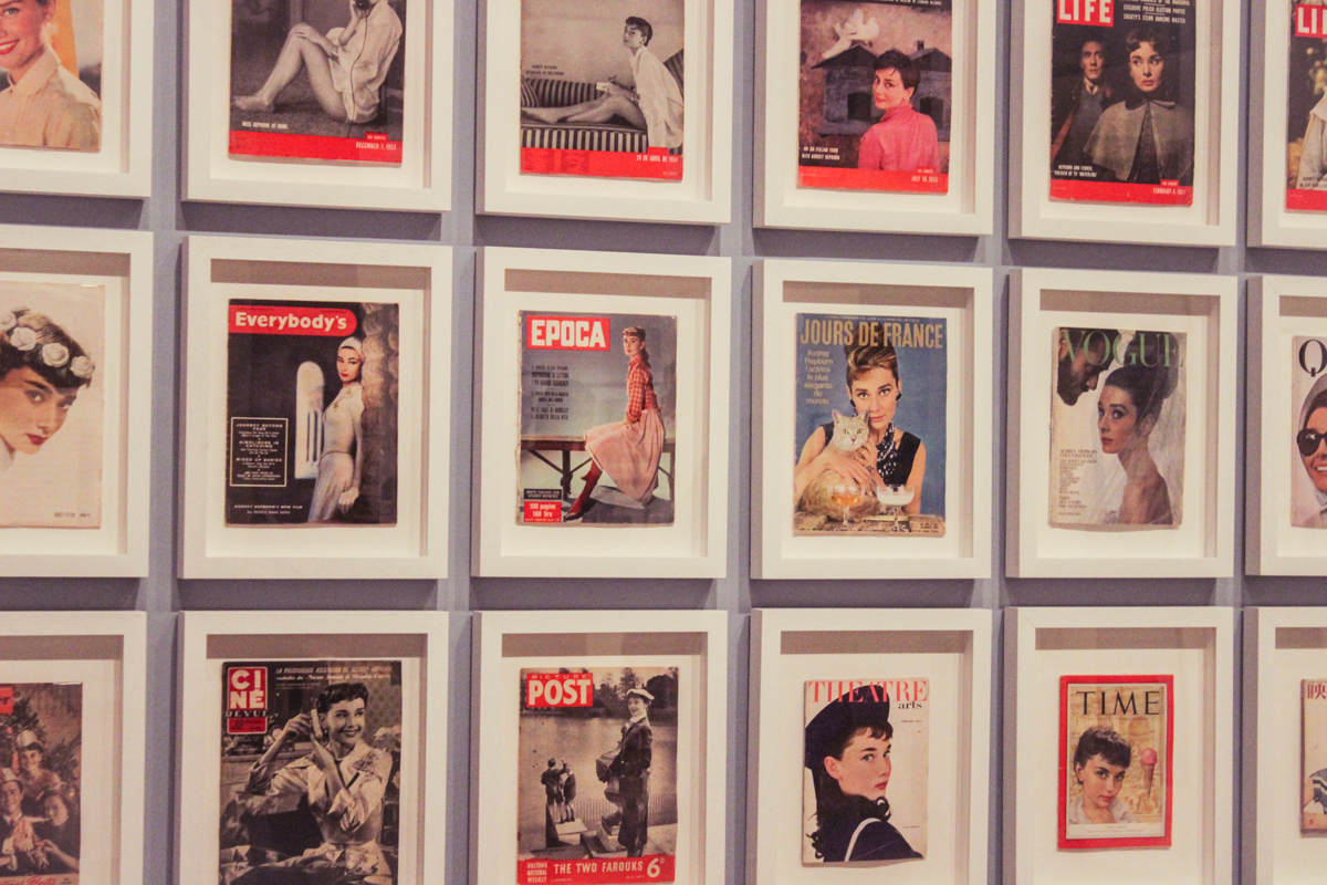 National Portrait Gallery Audrey Hepburn Portraits of an Icon