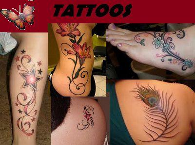 Back tattoos designs for girls