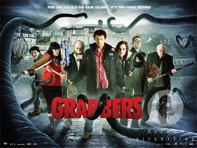 Grabbers - Movie Poster