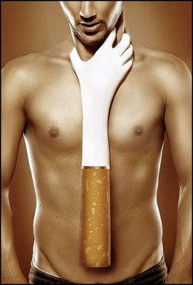 harmful health effects of smoking cigarettes