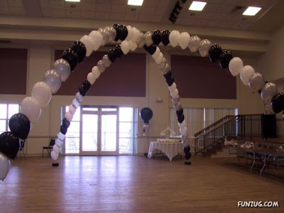 Cool Decorative Balloons Art For Your Wedding & Reception