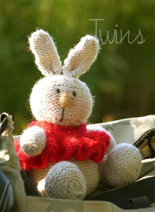 Rabbit Knitting Pattern Browse Patterns