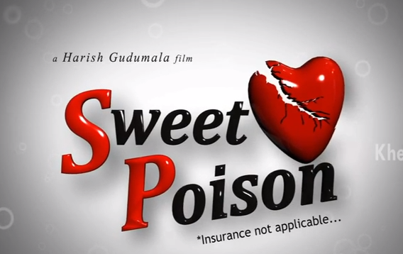 SWEET POISON TELUGU SHORT FILM POSTER