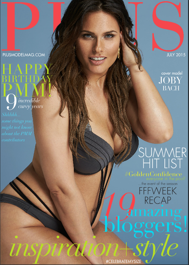 The Perfect FREE Lunch Time Read This July 2015 – @Plusmodelmag