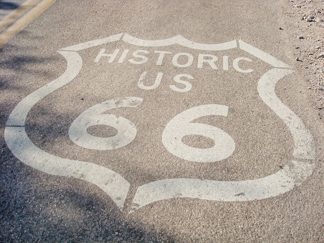 Route 66 - USA - Etats-unis