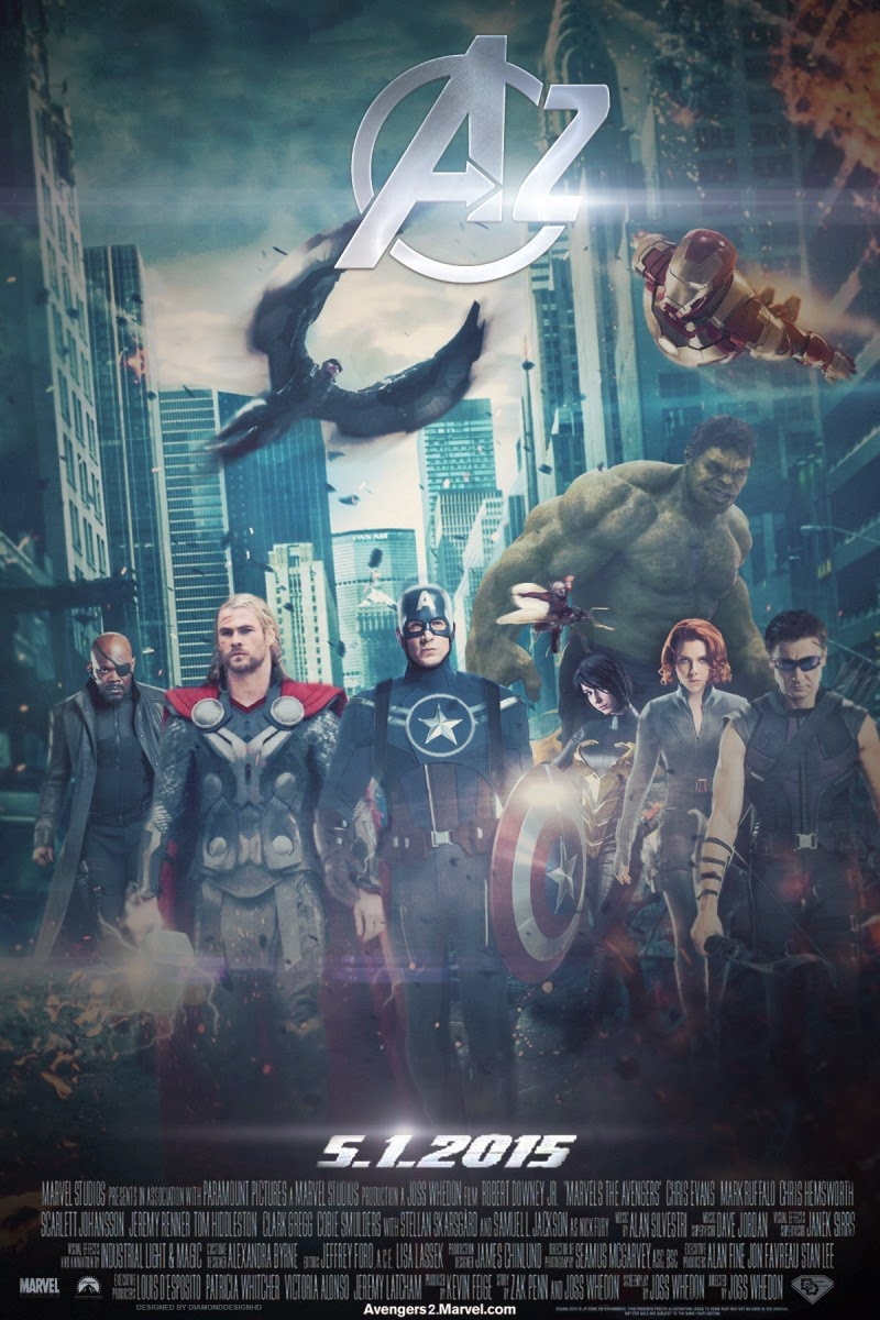 Avengers Age of Ultron 2015 Official Trailer 720p HD