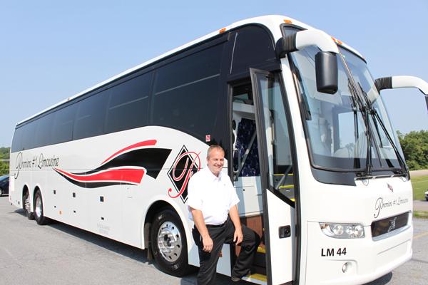 56-Passenger Motorcoach