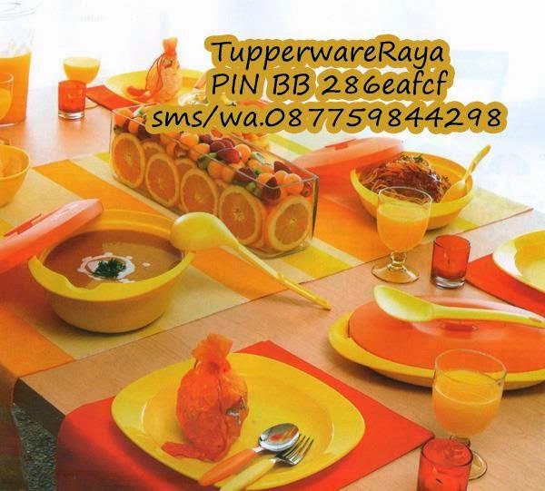 Tupperware Promo september 2014