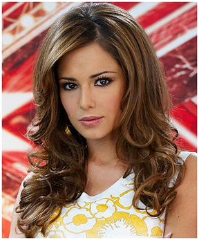 Cheryl Cole LifeStyle Hairstyle