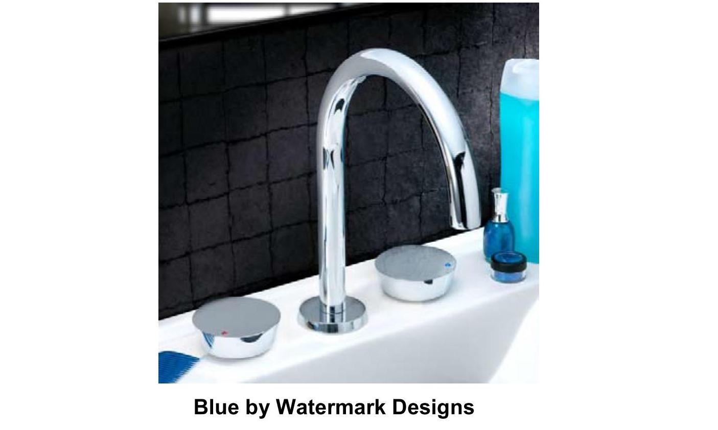 Hooked On Hardware Watermark Designs Debuts Blue Faucet