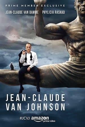 Jean-Claude Van Johnson Baixar torrent download capa