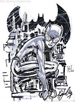 Catwoman by Ken Lashley (2011)