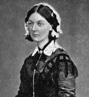 Florence Nightingale called 'The Lady of The Lamp'
