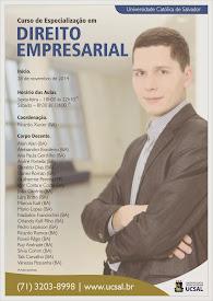 Pós Direito Empresarial UCSal