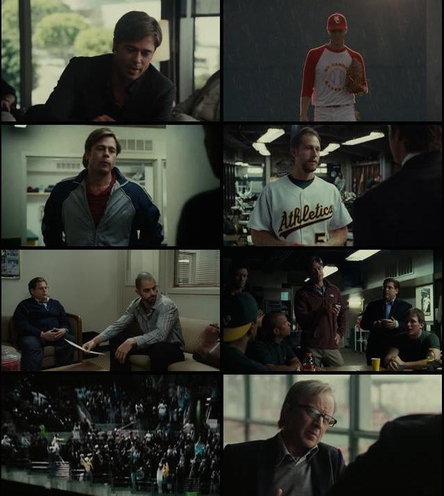 Moneyball 2011 Dual Audio Hindi BluRay 720p