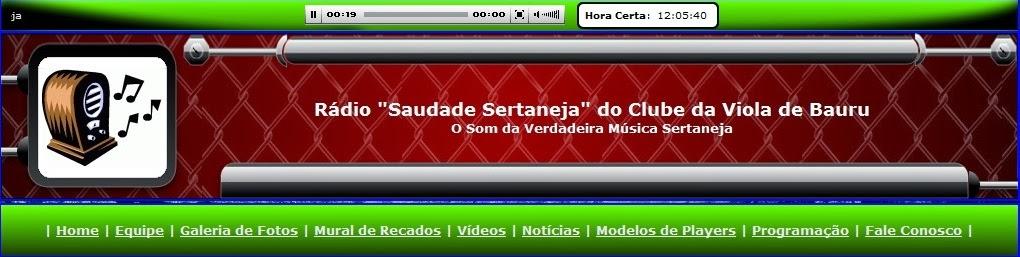 Radio Clube da Viola de Bauru