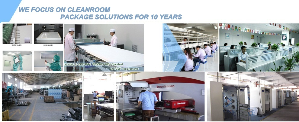 CLEANROOM PACKAGE SOLUTIONS