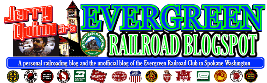 Evergreen Railroad Club