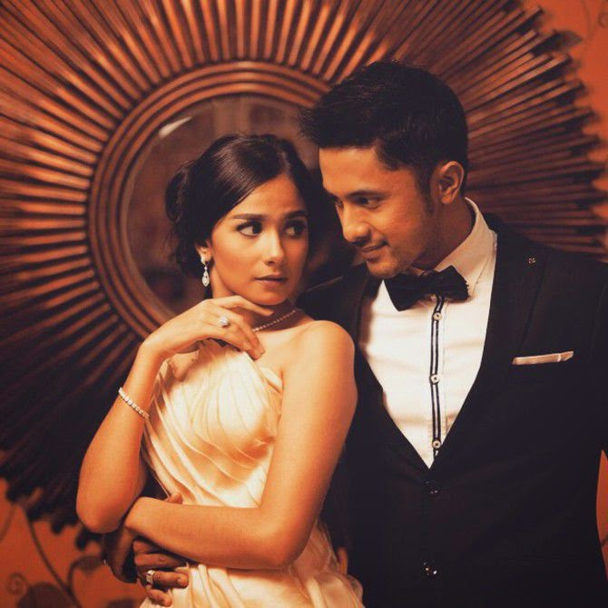 Foto Pre-Wedding Sonya Fatmala dan Hengky Kurniawan Menikah