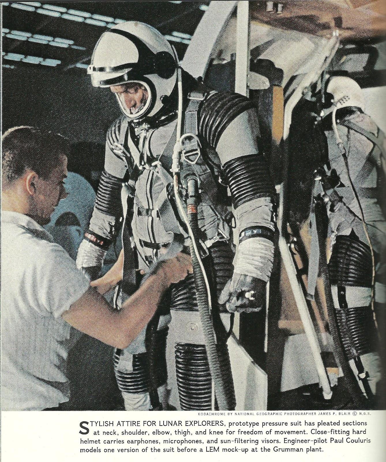 retro space suits - photo #31