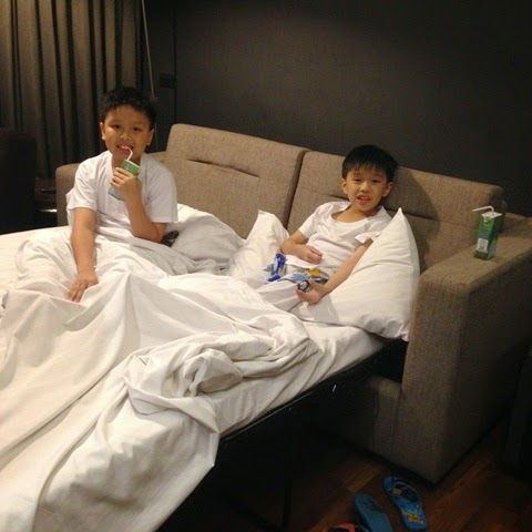 F1 HOTEL MANILA, FAMILY STAYCATION, LITTLE LORDS