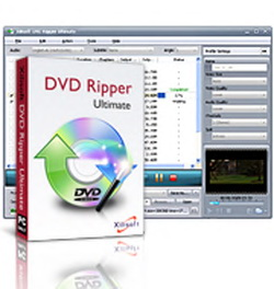 Xilisoft DVD Ripper Ultimate v7.0.0.1121 Portable