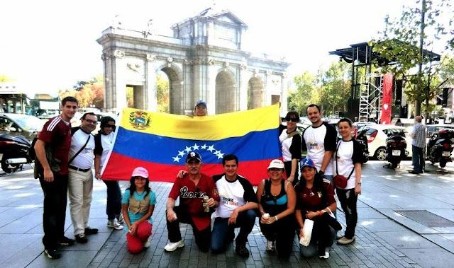 Como Inmigrar de Venezuela a España