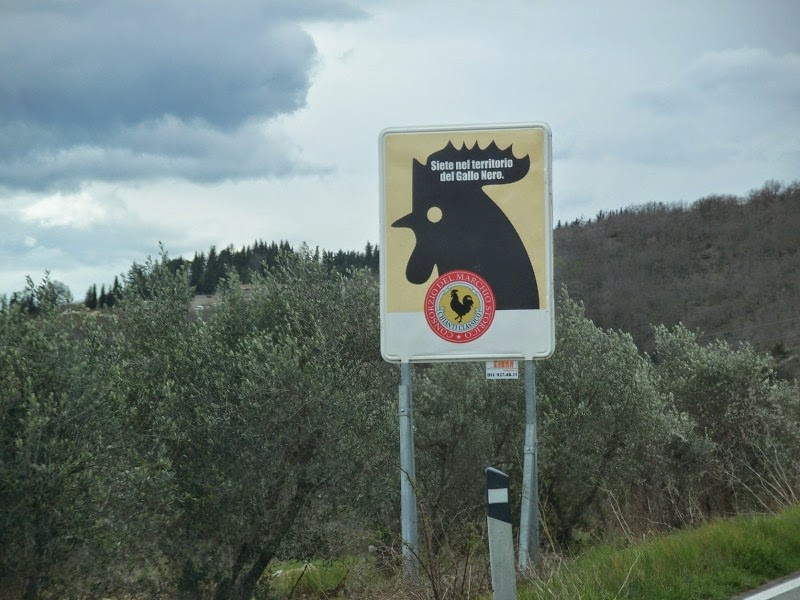 Chianti Classico region of Tuscany