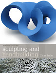 *****OUT IN 2013****** The New Ceramics:Sculpting and Handbuilding