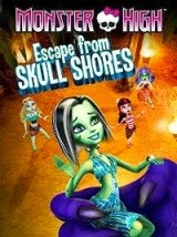 Monster High: Espantada de Isla Calavera (2012) - Latino