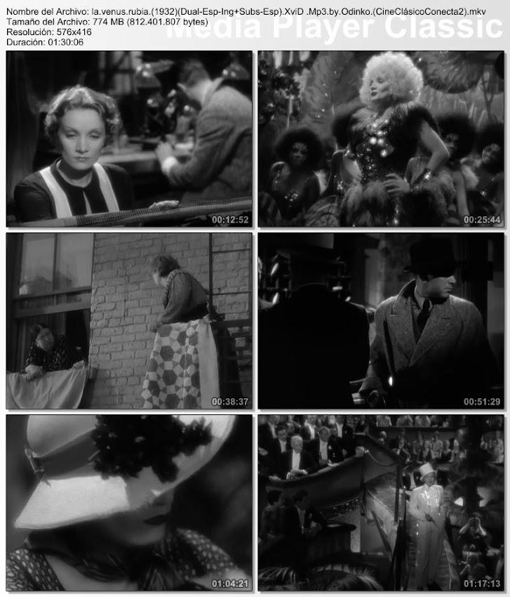 La Venus Rubia | 1932 | Blonde Venus