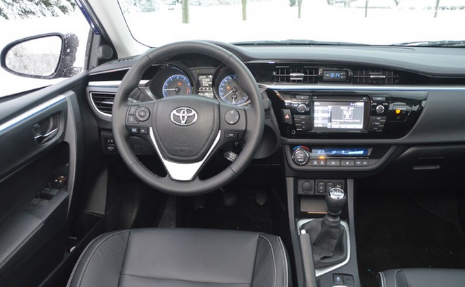 2015 toyota corolla s plus car interior design. Black Bedroom Furniture Sets. Home Design Ideas