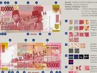 Uang NKRI Baru 2014 Indonesia Perbedaan Gambar Uang Lama
