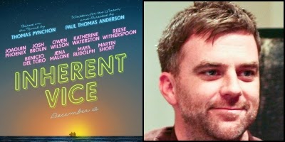 Inherent Vice written by Paul Thomas Anderson, nominated for Best Adapted Screenplay Academy Award