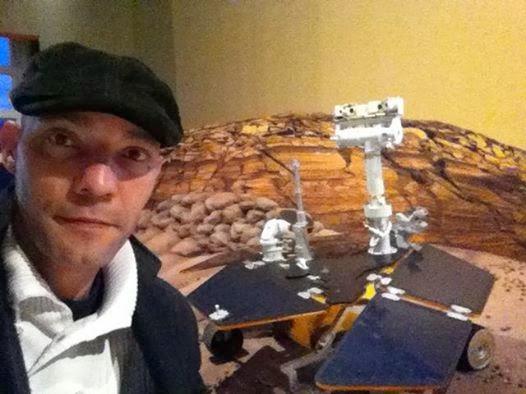 Ángel Jané rover Marte