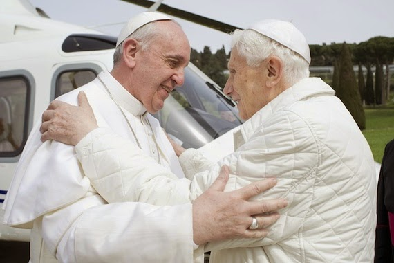 The Pope Benedict Conspiracy Theories
