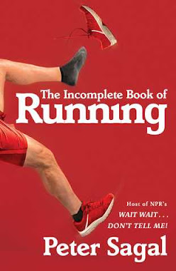 On Audio: The Incomplete Book of Running by Peter Sagal