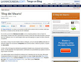Blog destacat a La Vanguardia digital
