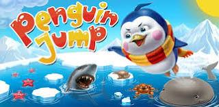 تحميل لعبة penguin jump للاندرويد