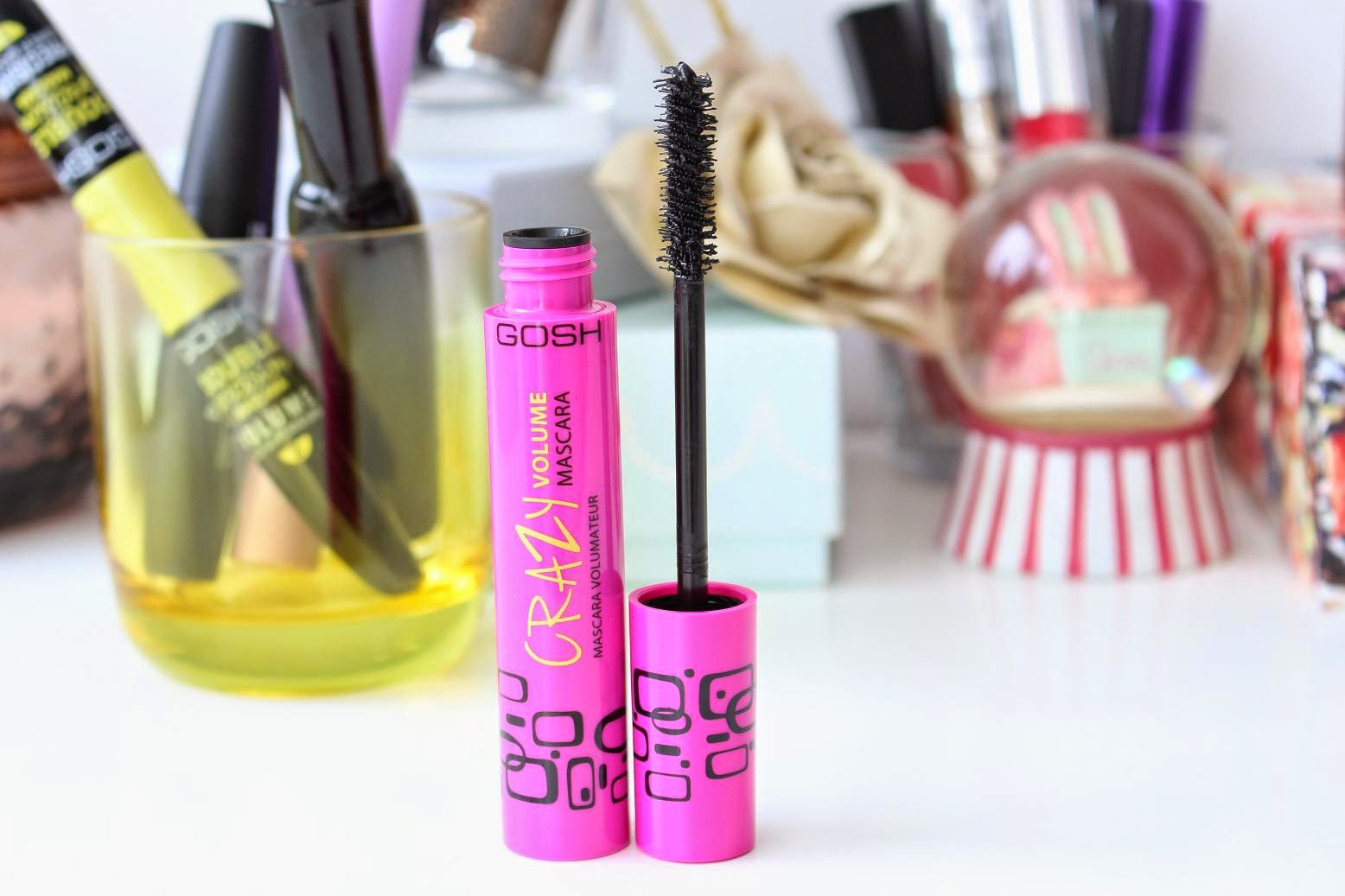 GOSH Crazy Volume Mascara