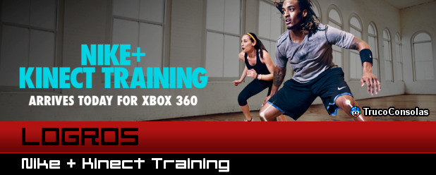 Logros Nike + Kinect Training XB360