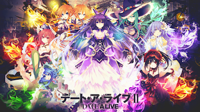Date A Live - Season 1 (Episode 12 - Part 2 with Eng Sub)