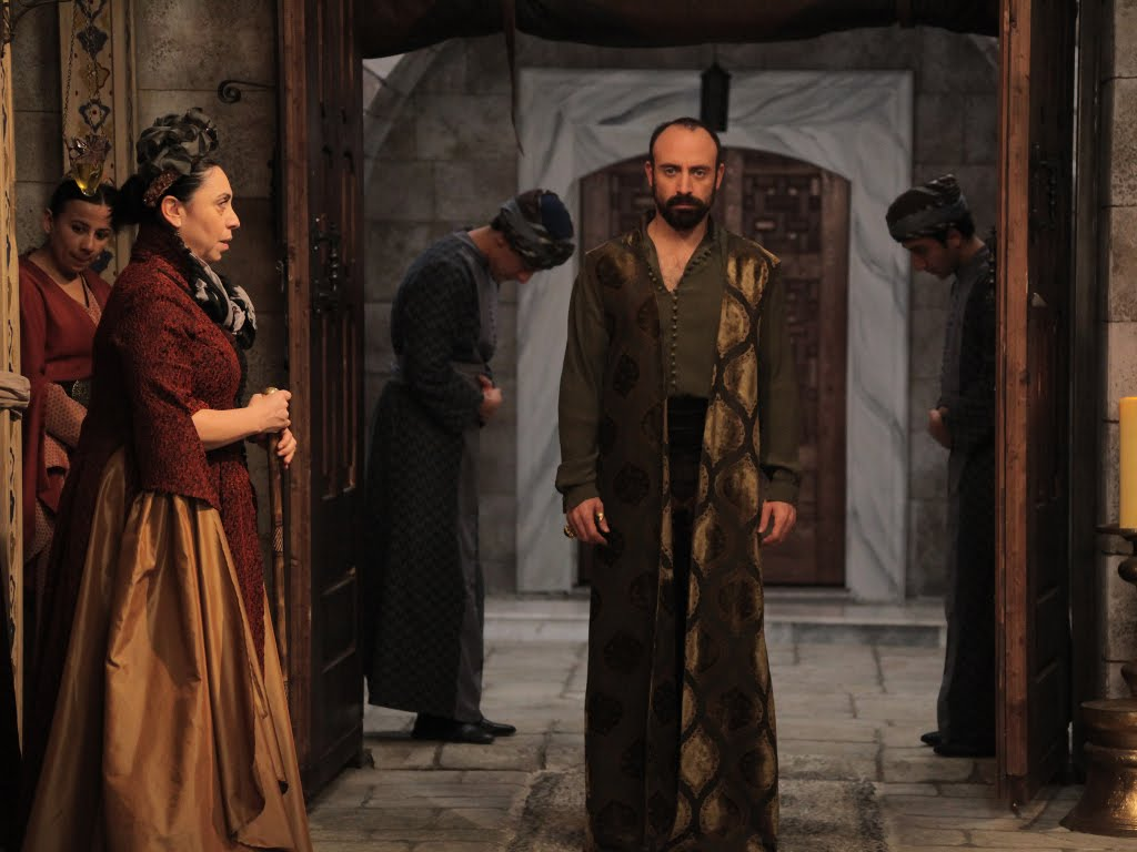 Sulejman Veličanstveni, turska hit TV serija - download besplatna pozadina za...
