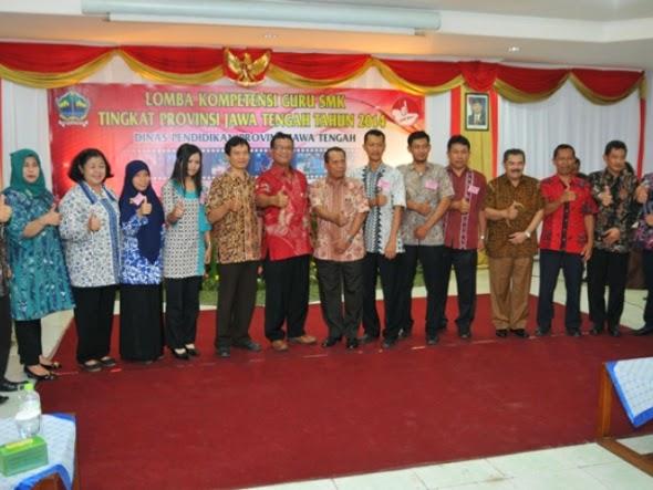 Informasi Lomba Ptk Tahun 2015 Komunitas Smk Kabupaten Grobogan