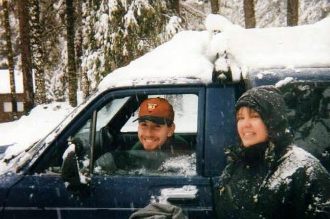Kevin at Hume Lake camp