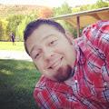 My cute husband Jamin