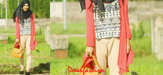 Trend Baju Fashion Remaja Muslim 2014