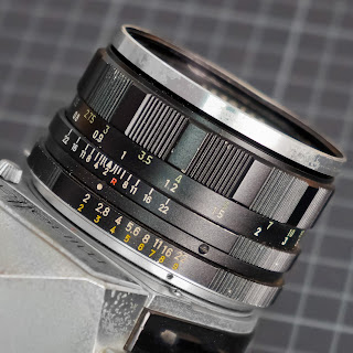 Auto Rokkor-PF 1:2 55mm