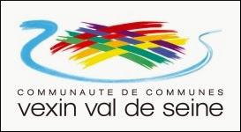 Logo vexin val de seine